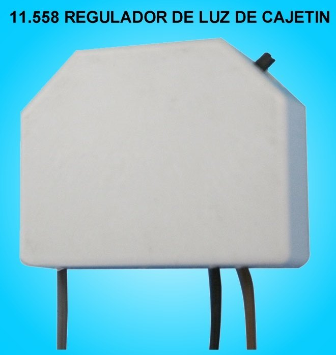 Regulador de Luz de Cajetin Regulador de Intensidad Luminosa