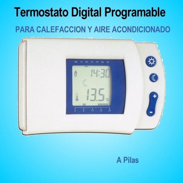 Nuevos productos serviluz iluminaci n electricidad y - Termostato digital precio ...