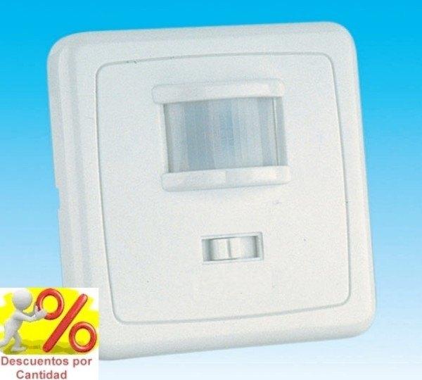 Detector de movimiento de 2 hilos sensor pir empotrable - Detector de movimiento ...