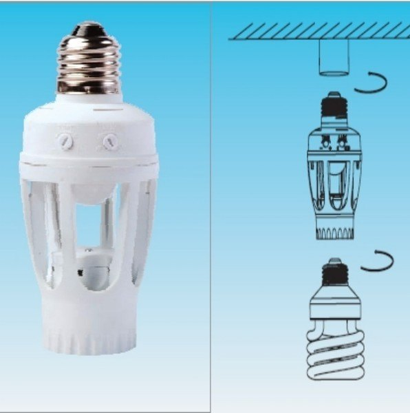 Focos luces con sensores de movimiento o presencia por - Foco con sensor de movimiento ...