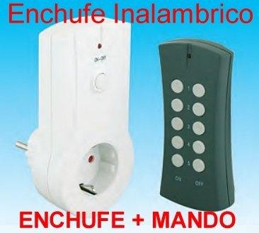 Domotica interruptores sensores inalambricos por - Enchufes mando a distancia ...