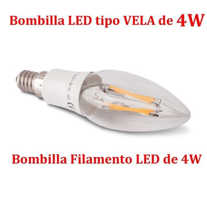 Bombillas LED Luces Focos y Tubos de LED /Comprar