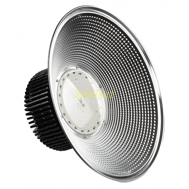 Campana industrial LED PRO 160W SMD 3030 3D Driverless Regulable 6000K