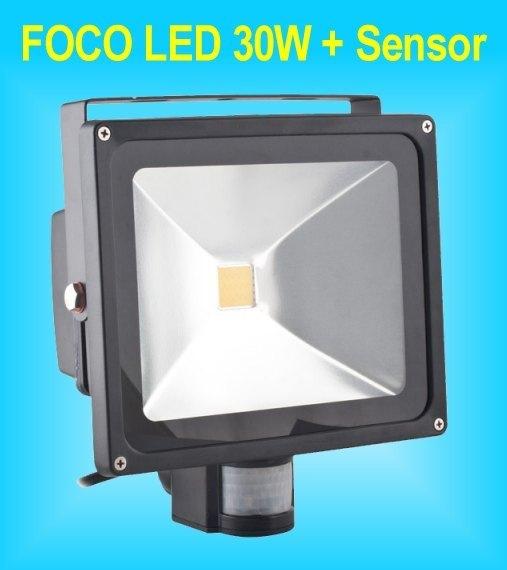 Serviluz iluminaci n electricidad y electr nica - Lamparas con detector de presencia ...