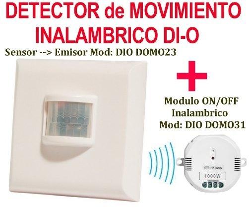Detectores de movimiento precio en tiendas de 3 a 1039 - Detector de movimiento ...