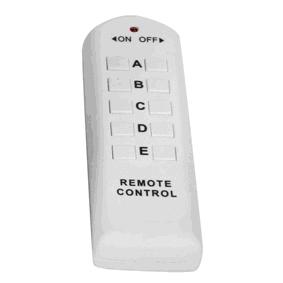 Dom tica interruptores sensores inal mbricos por - Enchufes mando a distancia ...